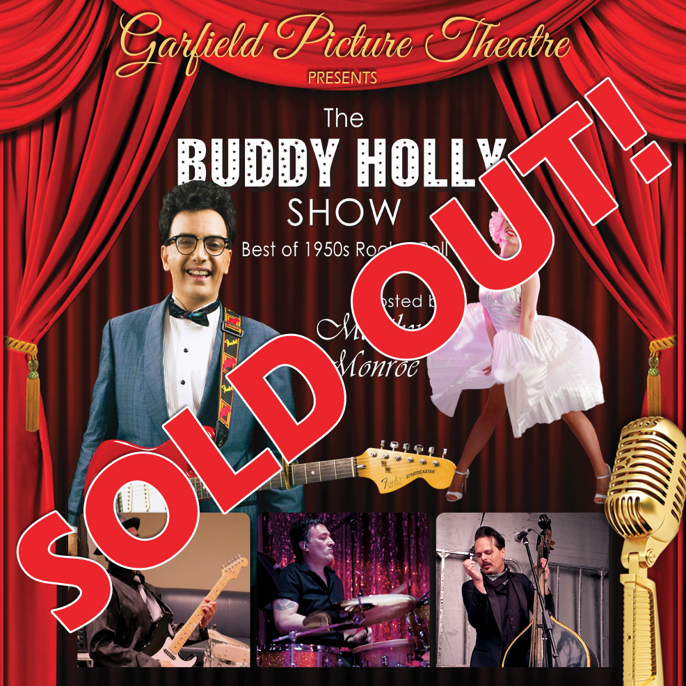 The Buddy Holly Show hosted by Marilyn Monroe