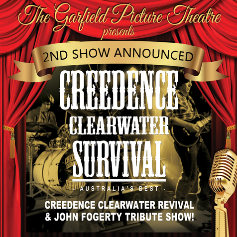 Creedence Clearwater Survival – 2nd Show