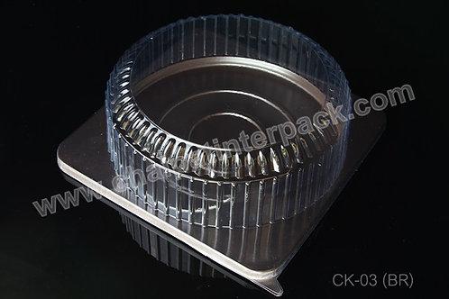 กล่อง CK-03 (กล่องเค้ก 2 ปอนด์)