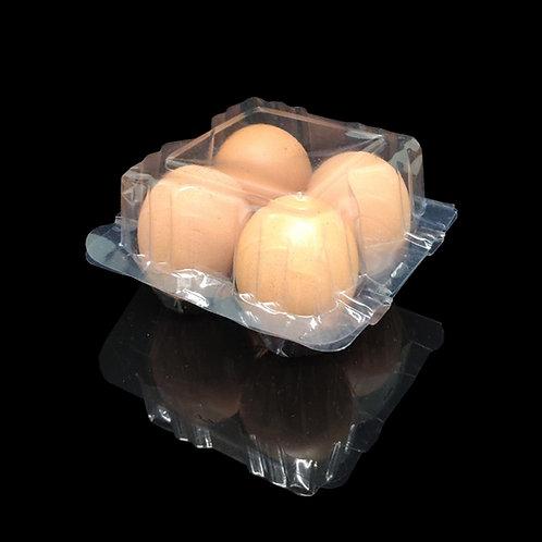 กล่อง EG-01 (กล่องไข่ 4 ฟอง)