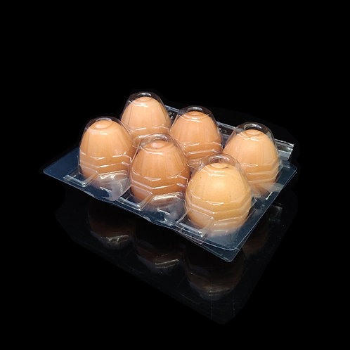 กล่อง EG-02 (กล่องไข่ 6 ฟอง)