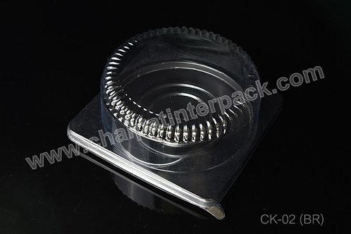 กล่อง CK-02 (กล่องเค้ก 1 ปอนด์)