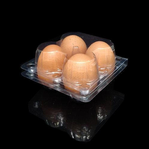 กล่อง EG-41 (กล่องไข่ 4 ฟองล็อค)