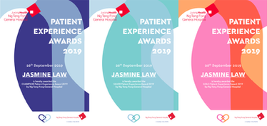 NTF Patient Experience Award Cert (2019)