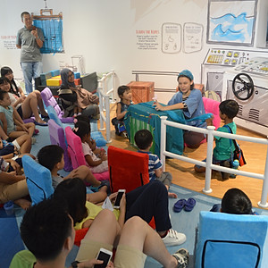 Funtopia @ Singapore Maritime Gallery