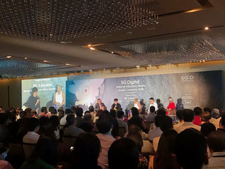 National Infocomm Media Awards Ceremony 2018
