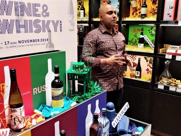 1855 Wine & Whisky Week 8.0 Media Launch