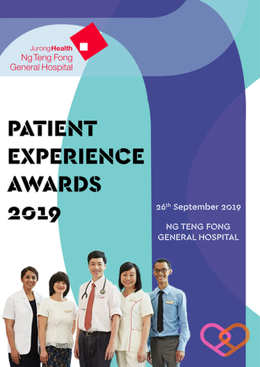 NTF NTF Patient Experience Award Poster