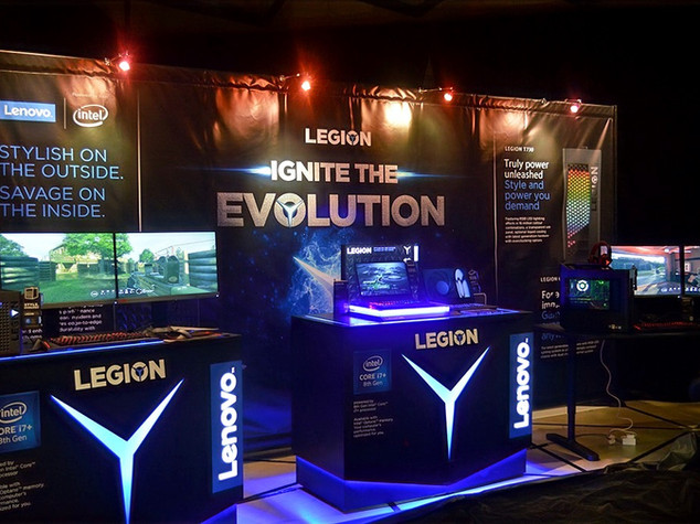 Lenovo: Legion Launch