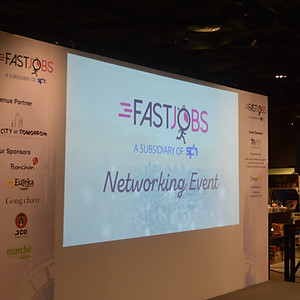 Fast Jobs Networking Session