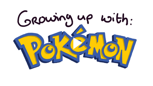 Growing up with Pokemon