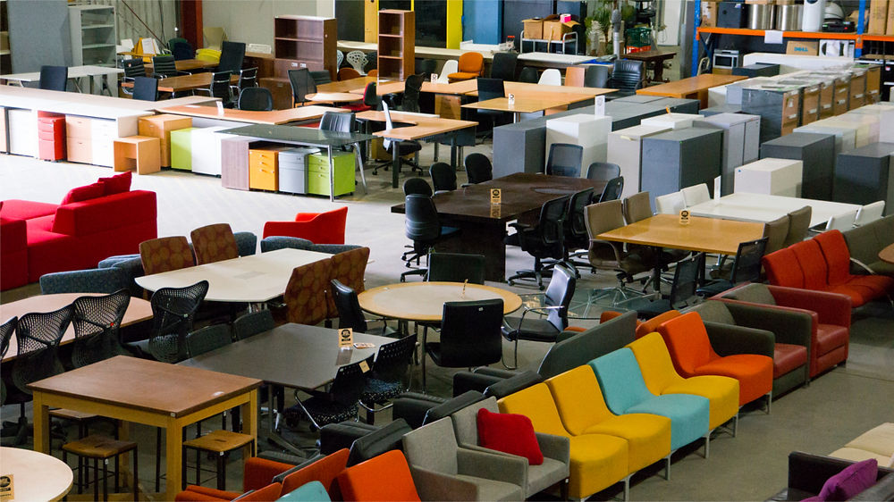 Save Money On Office Furniture With