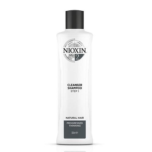 Nioxin Cleanser Shampoo 2