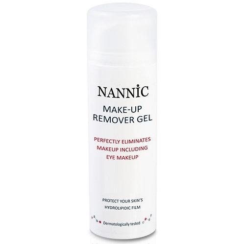 Nannic Make-up remover gel