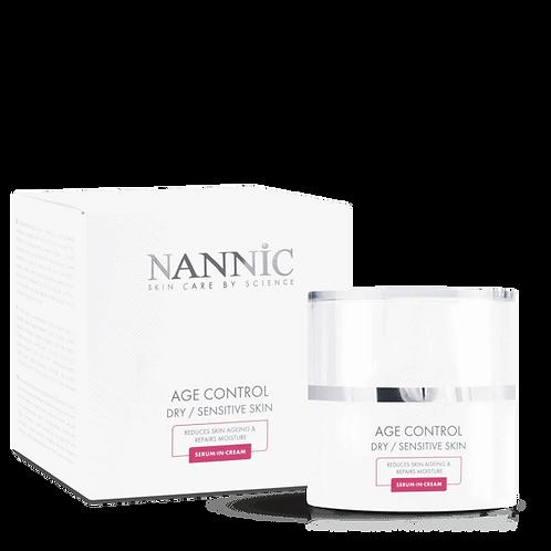 Nannic Age Control Dry/Sensitive 50 ml