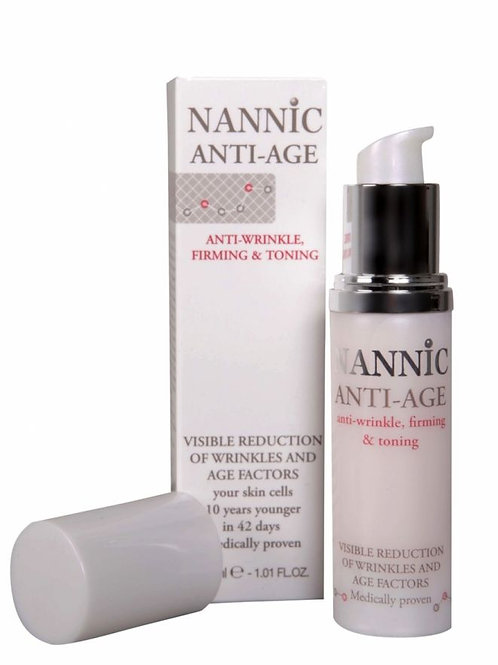 Nannic Anti-age normal to mixed skin