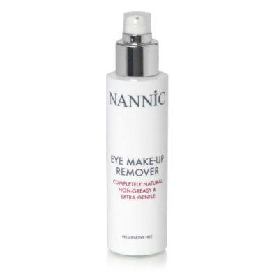Nannic Eye make-up remover