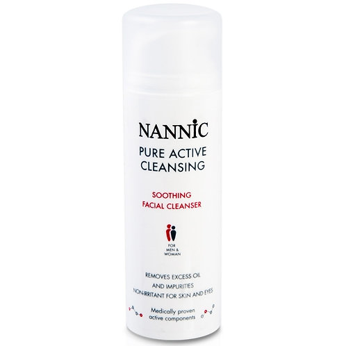 Nannic Pure active cleansing