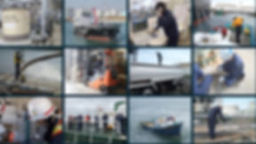 富士オイルサービス株式会社作業写真