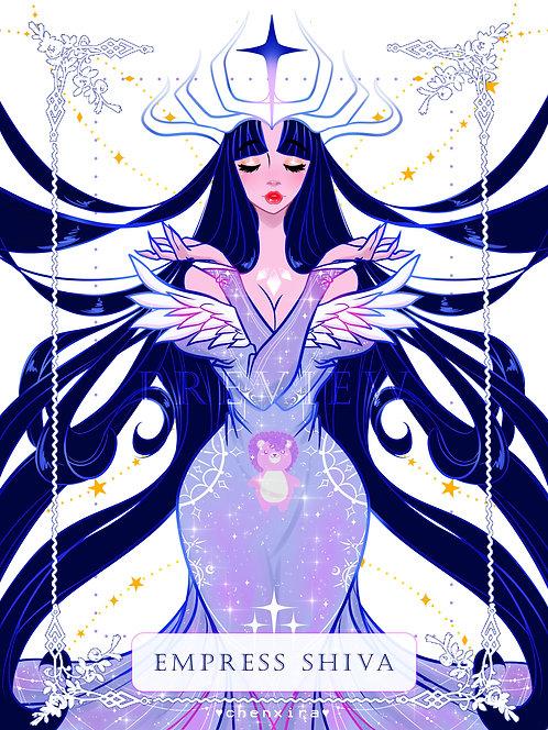 Empress Shiva ❄️ Sweater