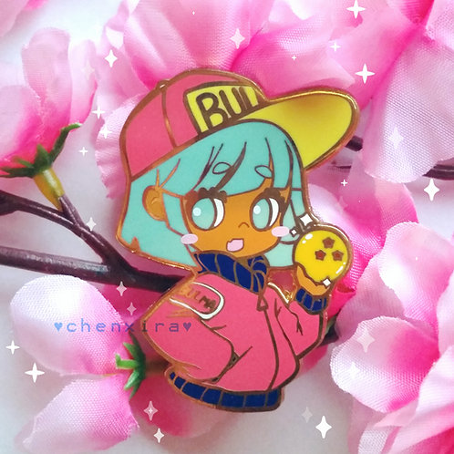 BULMA ♡ BABY • Enamel Pin