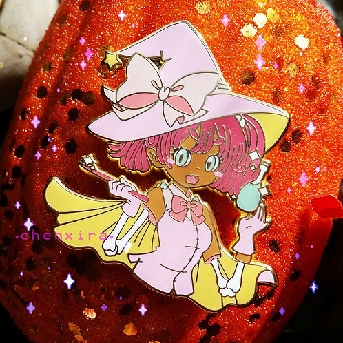 Zombeena the Witch ♥ Pin