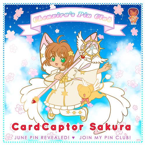 CardCaptor Sakura♥ Pin