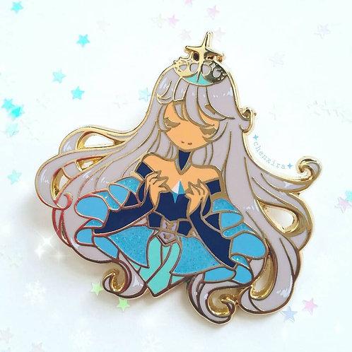 Crowned Ice Princess 👑 Pin