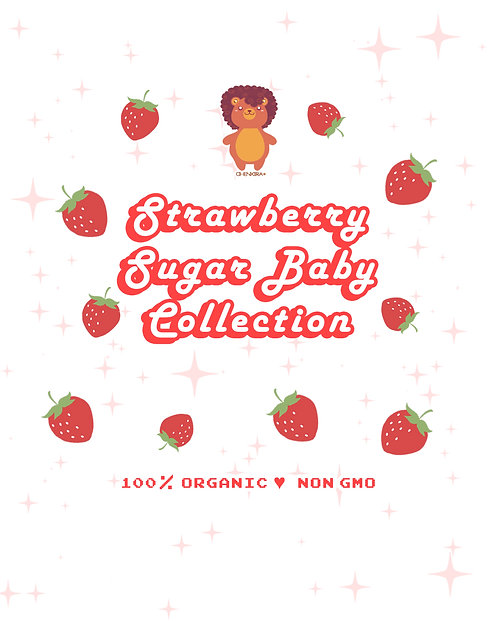 Strawberry Sugar Baby 🍓 Collection