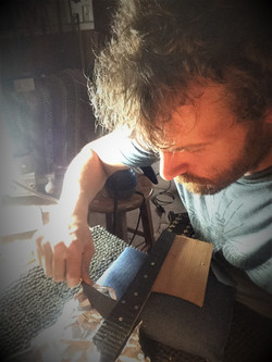 Removing Fingerboard