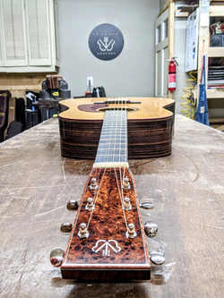Eisenman Guitars Amboyna