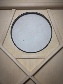 Ebony Soundhole Lining
