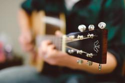 Eisenman Guitars Head Stock Inlay