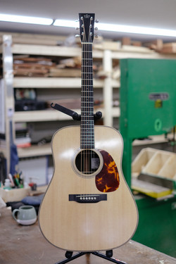 Custom Brazilian Rosewood