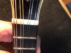 New Mandolin Nut