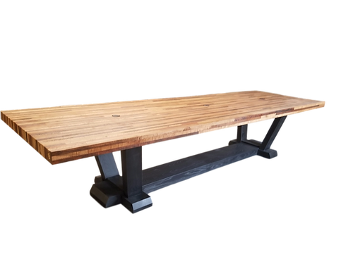 Mixed Wood Conference Table