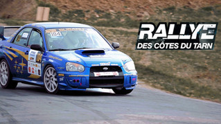 Rallye des Côtes du Tarn