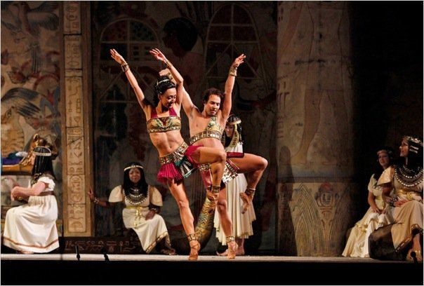 Aida- Alexei Ratmansky, MET Opera House