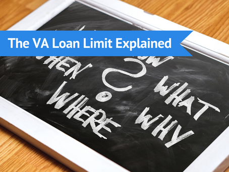 VA Loan Limits Eliminated