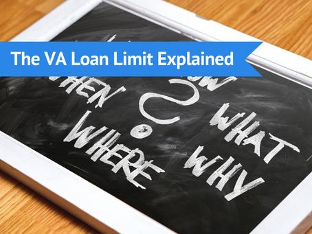 VA Loan Limits Eliminated