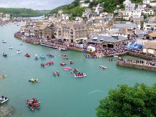 Looe Raft Race