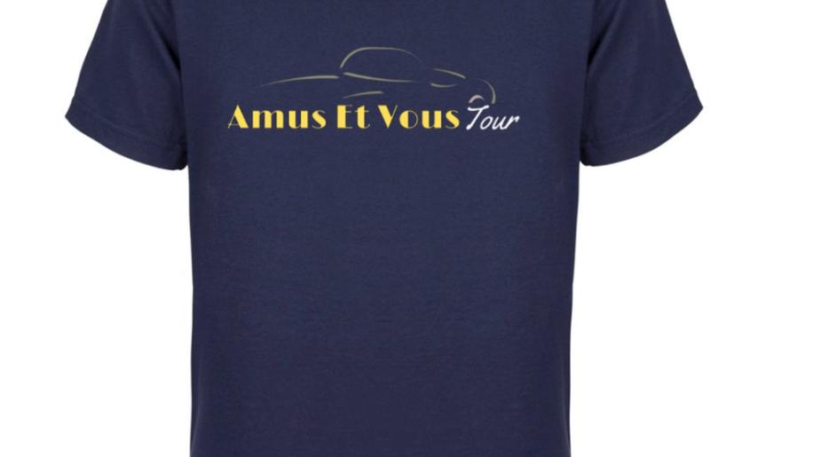 T-shirt enfant 100% cotton