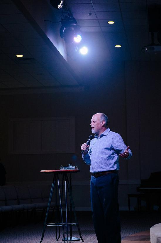 Pastor Ricky Franklin
