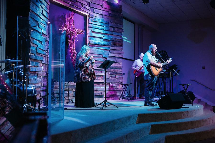 New Day Church DFW