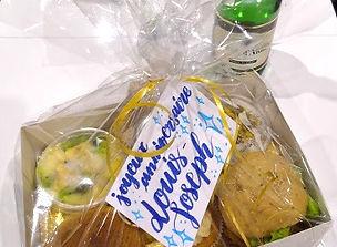 Brunch Cadeau Vegan