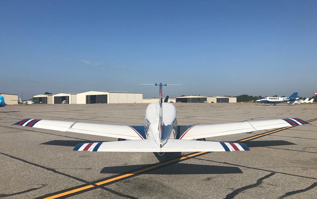 Piper Comanche 180 | Robertson STOL Conversion