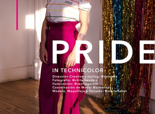 Pride in Technicolor