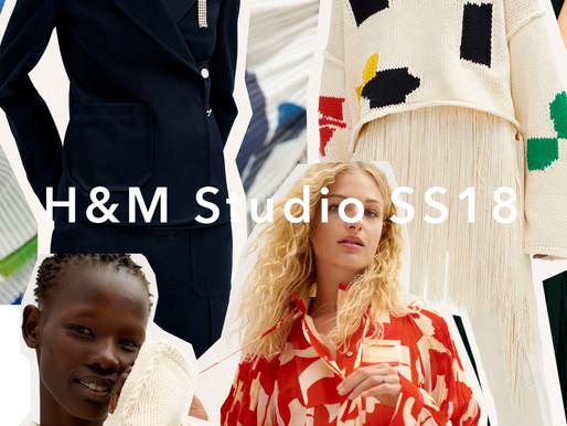 H&M Studio SS18