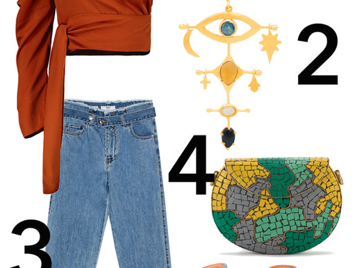 Get Inspired: Moda Mexicana