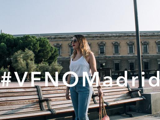 #VFNOMadrid